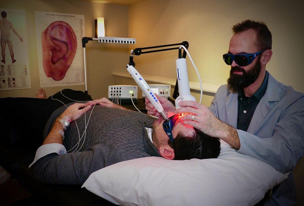 Laser Acupuncture Multiple Laser Diodes